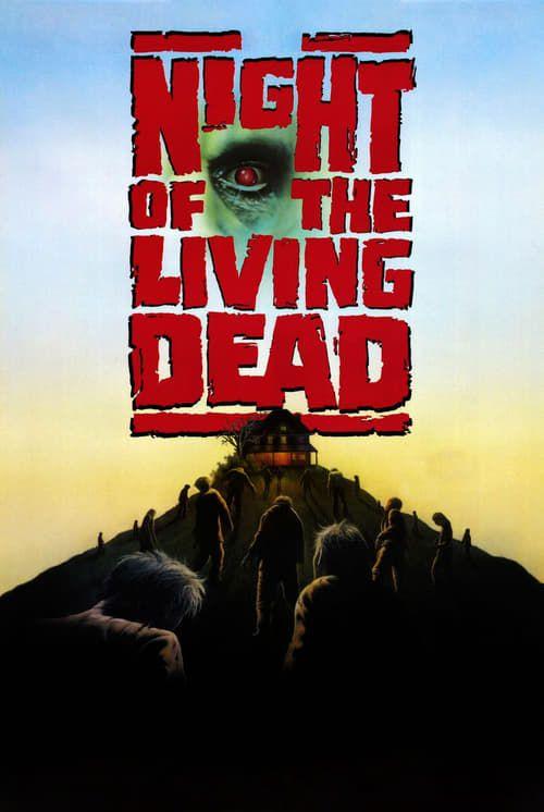 Key visual ofNight of the Living Dead