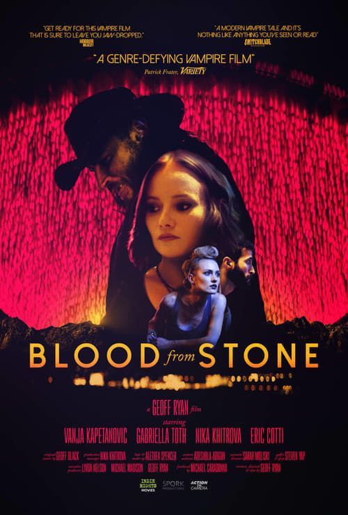 Key visual ofBlood From Stone