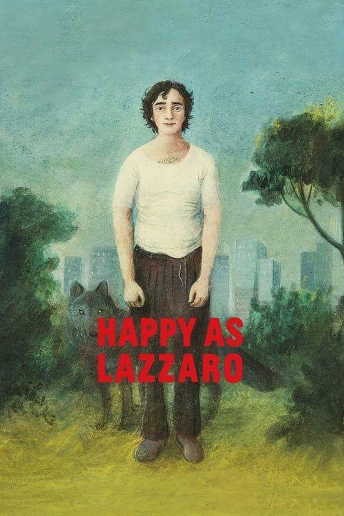Key visual ofHappy as Lazzaro