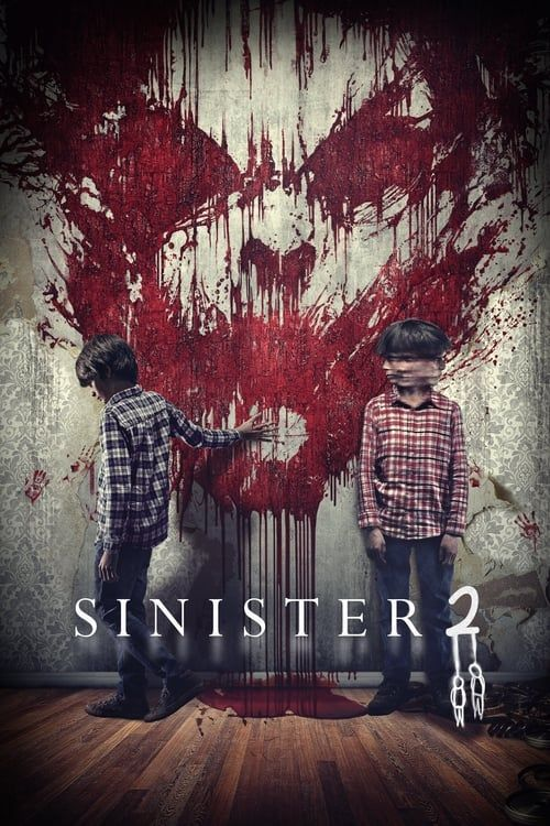 Key visual ofSinister 2