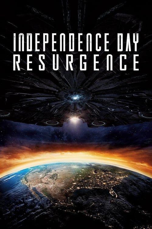 Key visual ofIndependence Day: Resurgence