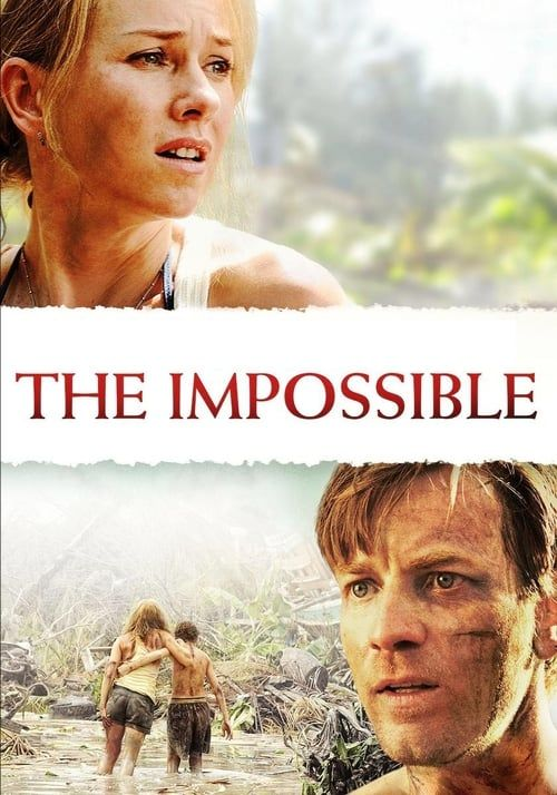 Key visual ofThe Impossible