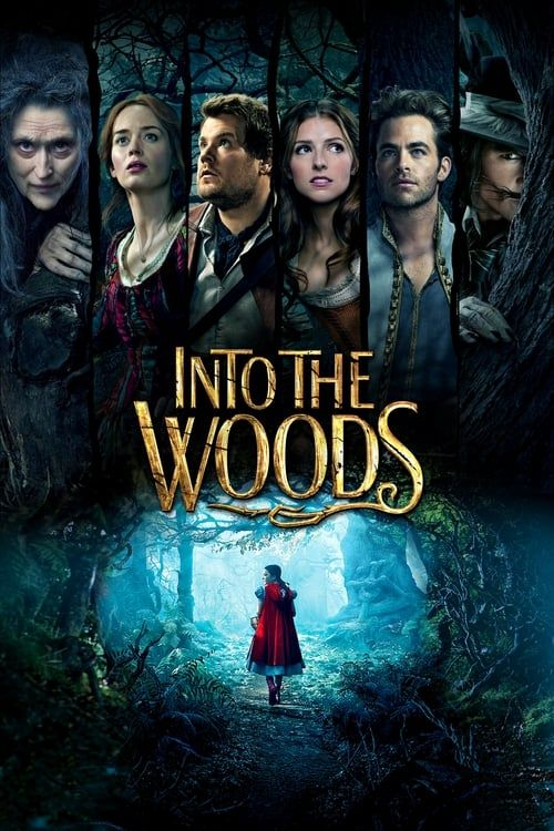 Key visual ofInto the Woods