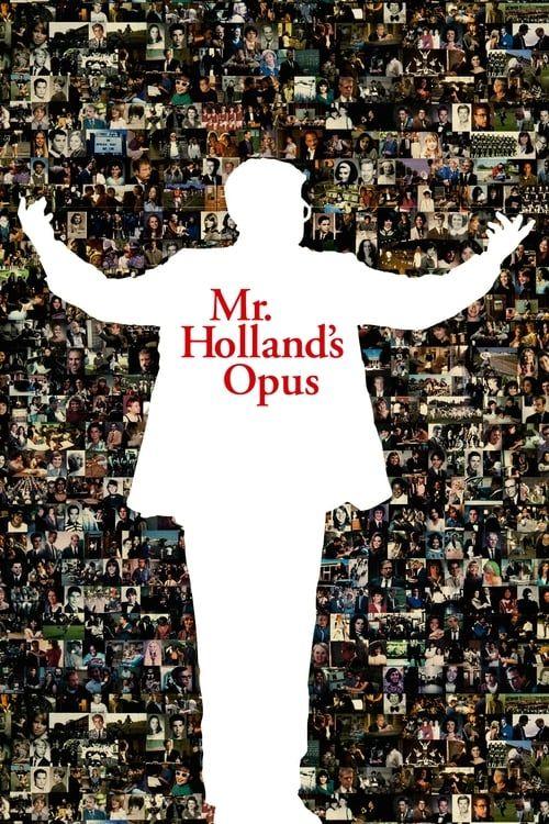 Key visual ofMr. Holland's Opus