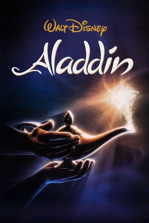 Key visual ofAladdin