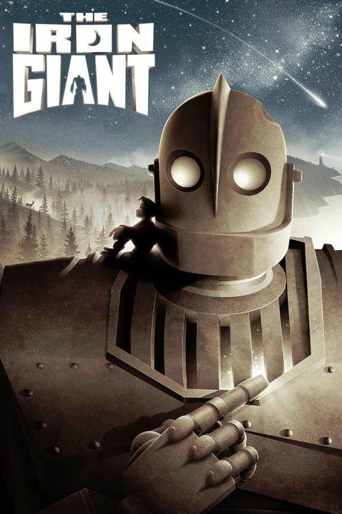 Key visual ofThe Iron Giant