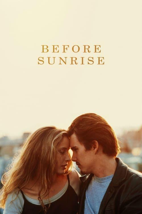Key visual ofBefore Sunrise