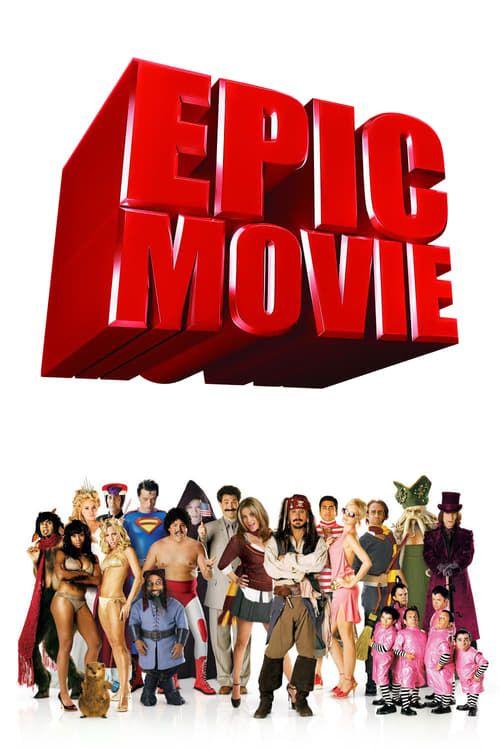 Key visual ofEpic Movie