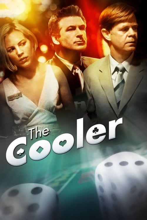 Key visual ofThe Cooler