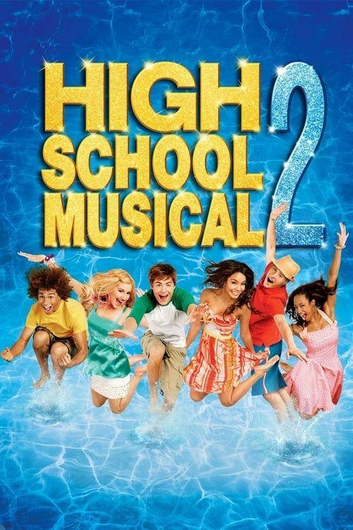 Key visual ofHigh School Musical 2