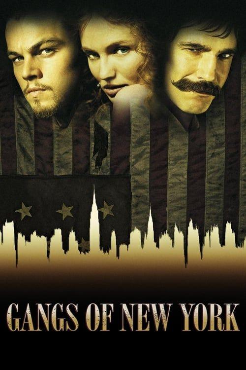 Key visual ofGangs of New York