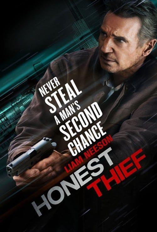 Key visual ofHonest Thief
