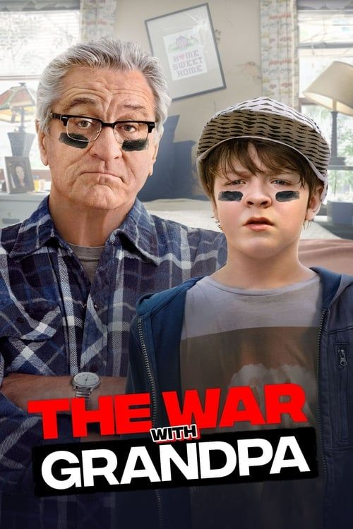Key visual ofThe War with Grandpa