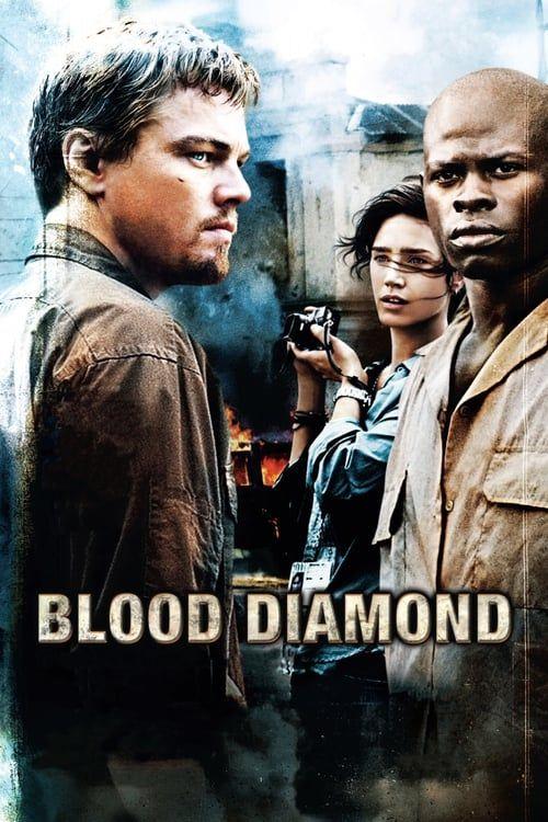 Key visual ofBlood Diamond