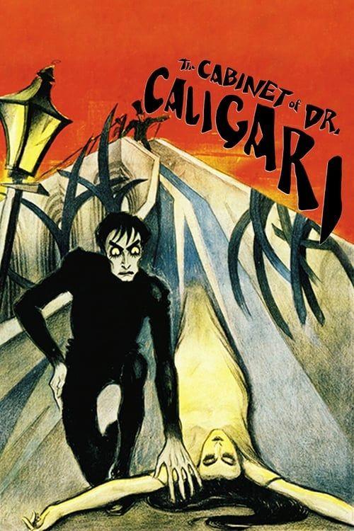 Key visual ofThe Cabinet of Dr. Caligari