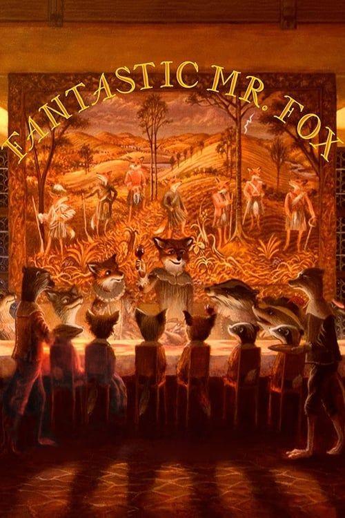 Key visual ofFantastic Mr. Fox