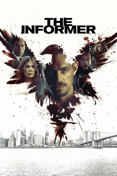 Key visual ofThe Informer