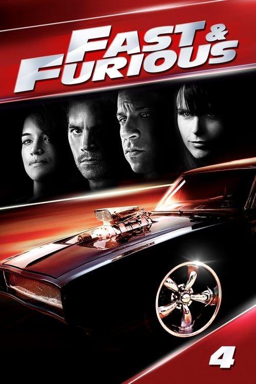Key visual ofFast & Furious