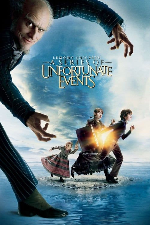 Key visual ofLemony Snicket's A Series of Unfortunate Events