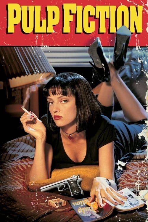 Key visual ofPulp Fiction