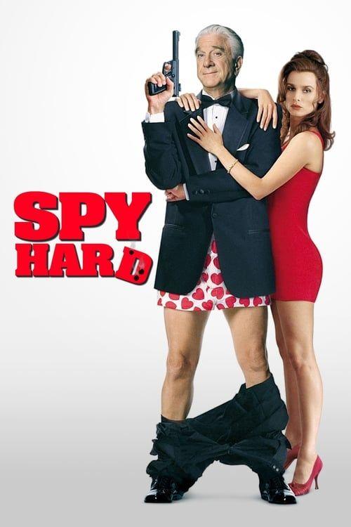 Key visual ofSpy Hard