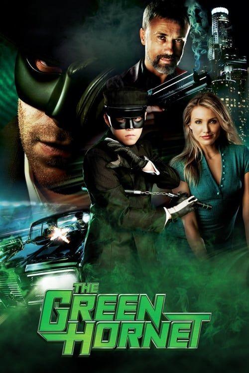 Key visual ofThe Green Hornet