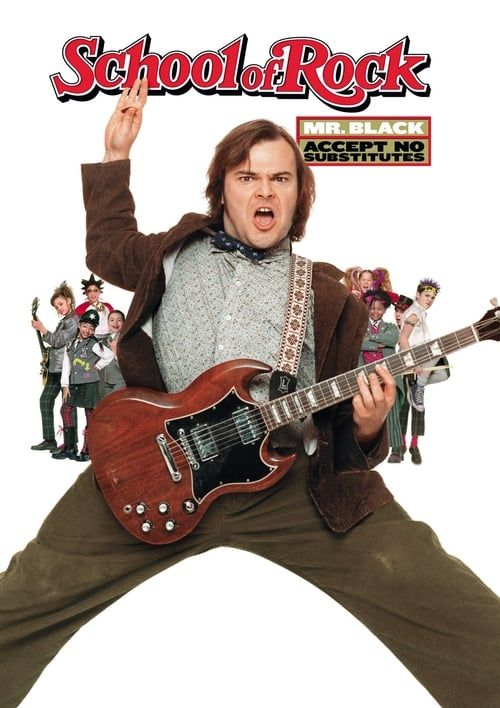 Key visual ofSchool of Rock