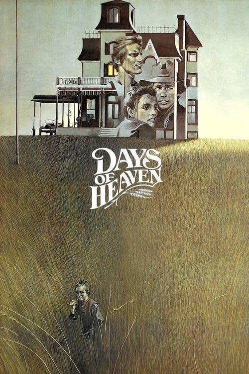 Key visual ofDays of Heaven