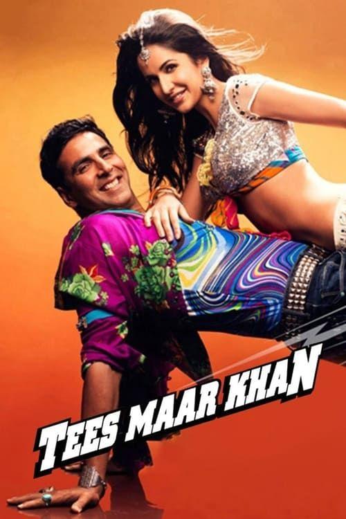 Key visual ofTees Maar Khan