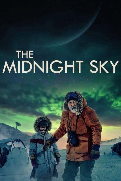 Key visual ofThe Midnight Sky