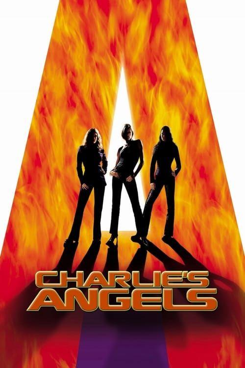 Key visual ofCharlie's Angels