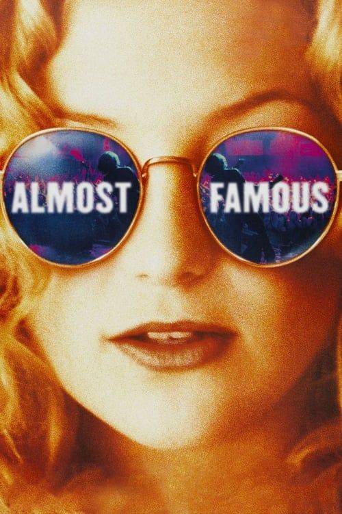 Key visual ofAlmost Famous
