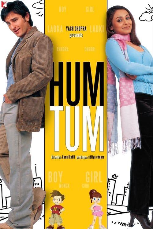 Key visual ofHum Tum