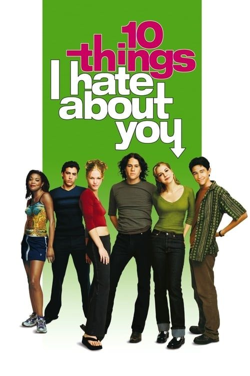 Key visual of10 Things I Hate About You