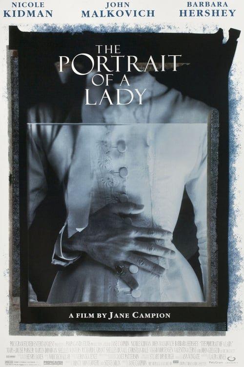 Key visual ofThe Portrait of a Lady