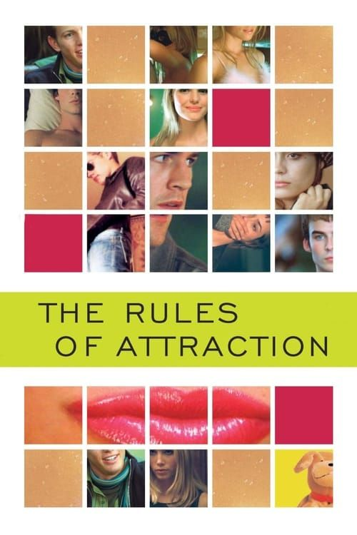 Key visual ofThe Rules of Attraction