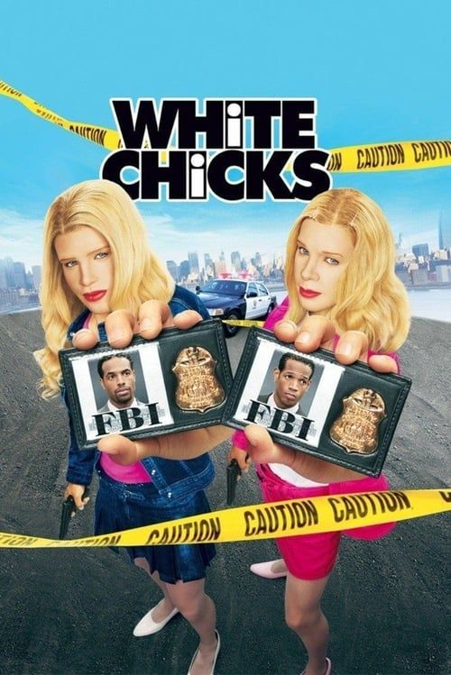 Key visual ofWhite Chicks