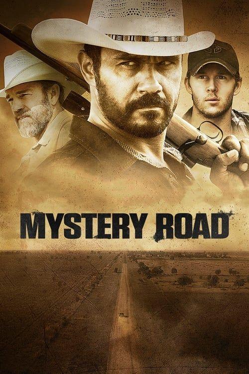 Key visual ofMystery Road