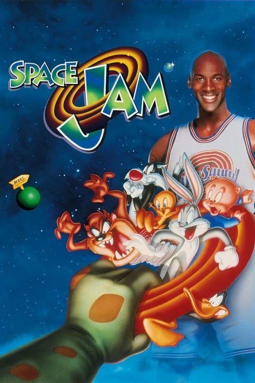 Key visual ofSpace Jam