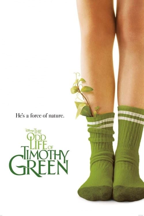 Key visual ofThe Odd Life of Timothy Green