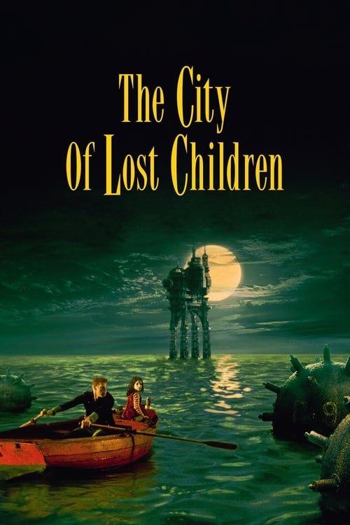 Key visual ofThe City of Lost Children