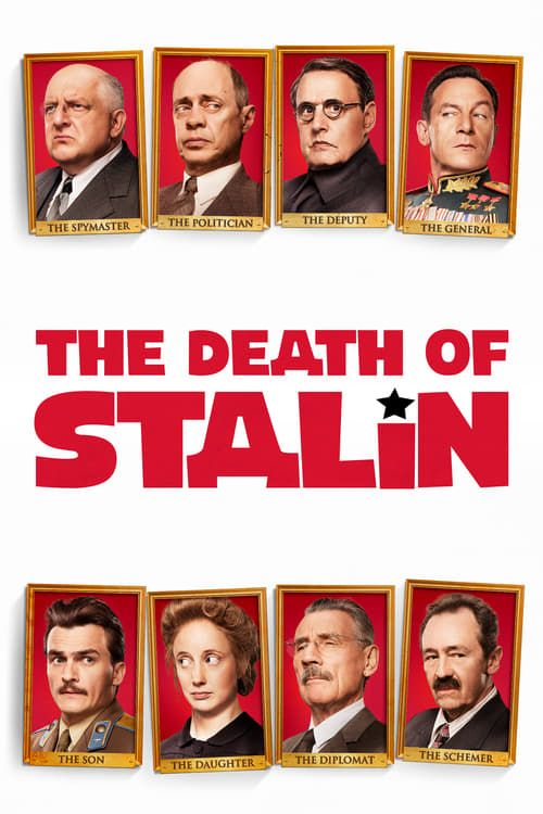 Key visual ofThe Death of Stalin