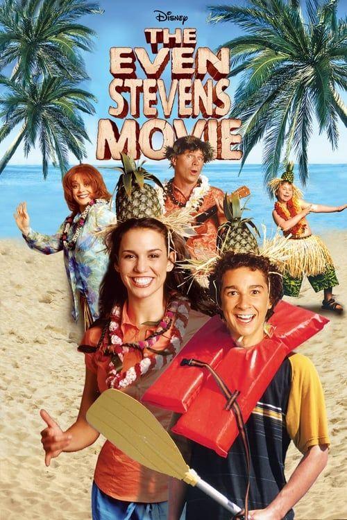 Key visual ofThe Even Stevens Movie