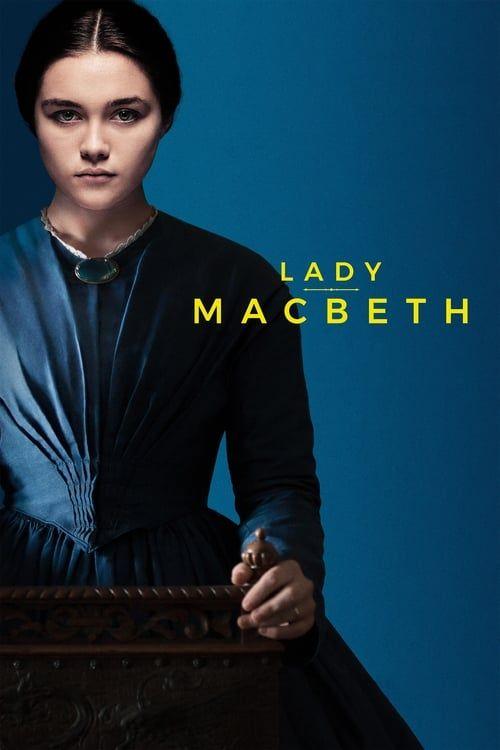 Key visual ofLady Macbeth