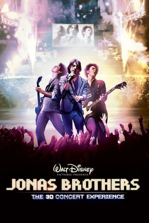 Key visual ofJonas Brothers: The Concert Experience