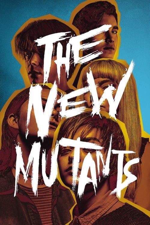 Key visual ofThe New Mutants