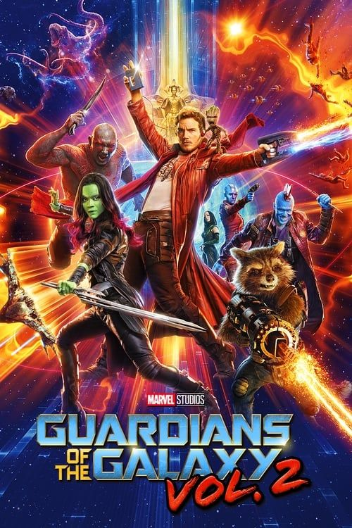 Key visual ofGuardians of the Galaxy Vol. 2