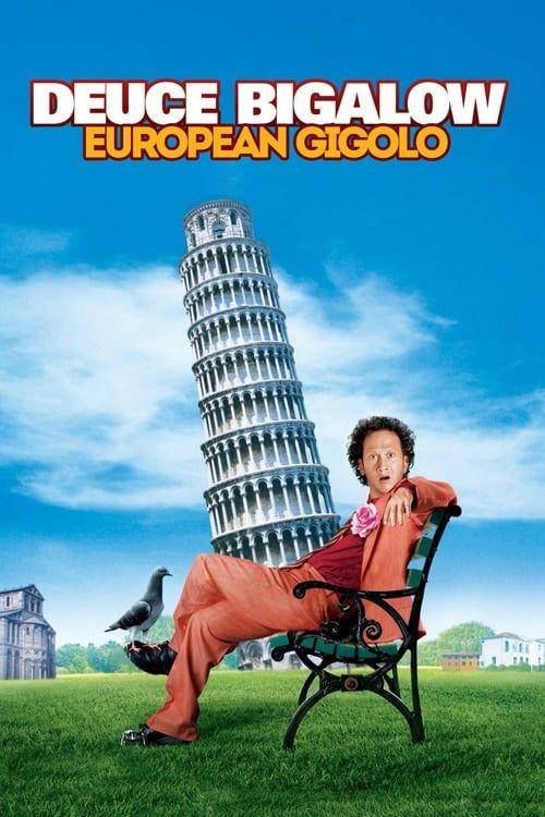 Key visual ofDeuce Bigalow: European Gigolo