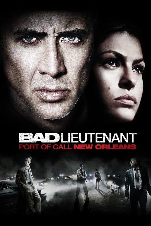 Key visual ofBad Lieutenant: Port of Call - New Orleans