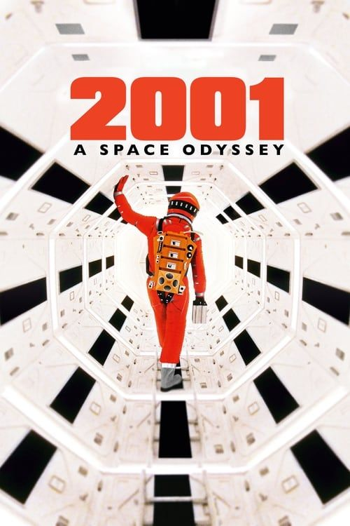 Key visual of2001: A Space Odyssey